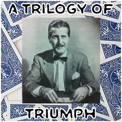 A Trilogy of Triumph by Jeff Hinchliffe (Online Downloadable Video)