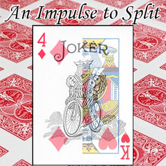 Impulse To Split by Jeff Hinchliffe (Online Downloadable Video)
