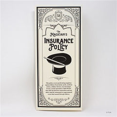 Magician's Insurance Policy (5 Policy Bundle Edition)