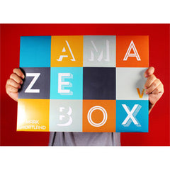 AmazeBox (Gimmicks And Online Instructions By Mark Shortland)