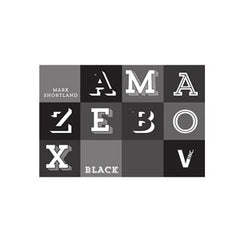 AmazeBox Black (Gimmicks And Online Instructions By Mark Shortland)