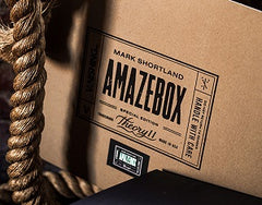 AmazeBox Kraft (Gimmicks and Online Instructions by Mark Shortland)