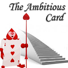The Ambitious Card by Jeff Hinchliffe (Online Downloadable Video)