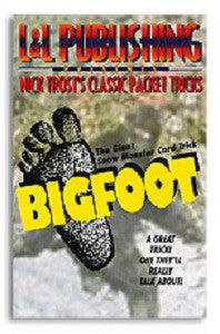 Bigfoot by Nick Trost