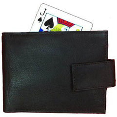 Card To Wallet, Genuine Leather