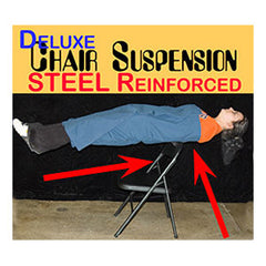 Chair Suspension, Steel, NINE DAY DELIVERY