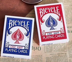 Bicycle Chic Gaff Deck by Bocopo