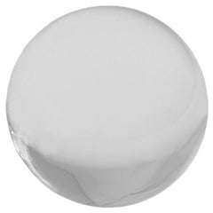 Clear Acrylic Contact Juggling Balls, 100 mm