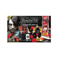 Criss Angel MINDFREAK Professional Magic Kit/Set