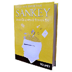 Definitive Sankey, Volume 1 (Book and DVD) by Jay Sankey and Vanishing Inc.