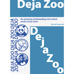 Deja Zoo by Samuel Patrick Smith