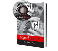 The Joy of Magic (Book and DVD) by Miguel Gomez