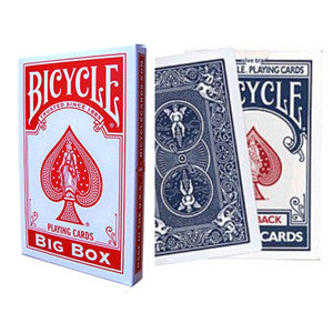 Bicycle Deck, Jumbo Size