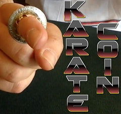 Kukarate Coin (US Half Dollar) by Roy Kueppers