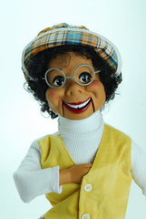 Lester Pro-Style Ventriloquist Doll