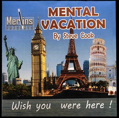 Mental Vacation by Steve Cook