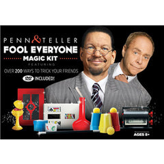 Penn & Teller Fool Everyone Magic Kit/Set