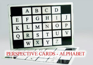 Perspective Cards - Alphabet Letter Prediction
