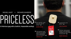 Priceless by Richard Sanders and Michel Huot