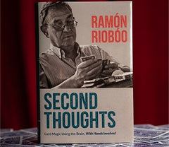 Second Thoughts by Ramon Rioboo & Hermetic Press