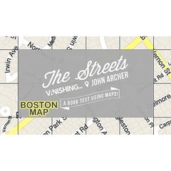 The Streets (Boston Edition) by John Archer & Vanishing Inc.