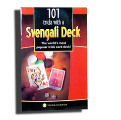 101 Tricks with a Svengali Deck
