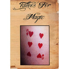 Tattoos For Magic (Ace of Spades)