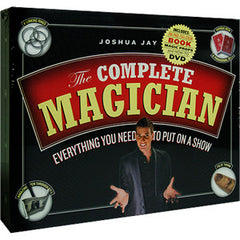 Joshua Jay's The Complete Magician Magic Set/Kit