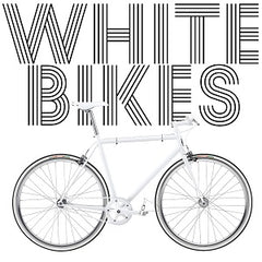 White Bikes by Paul Richards (Presented by Matthew Johnson, Deck + DVD instructions)