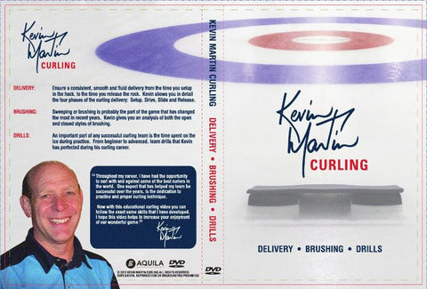 Kevin Martin Curling Instructional DVD
