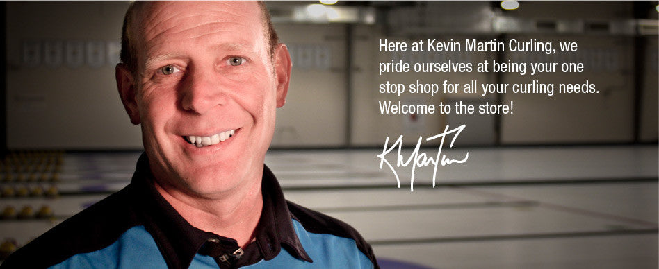 Welcome to Kevin Martin Curling