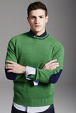 COLLEGIATE CREW SWEATER