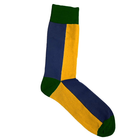 Colorblock Socks