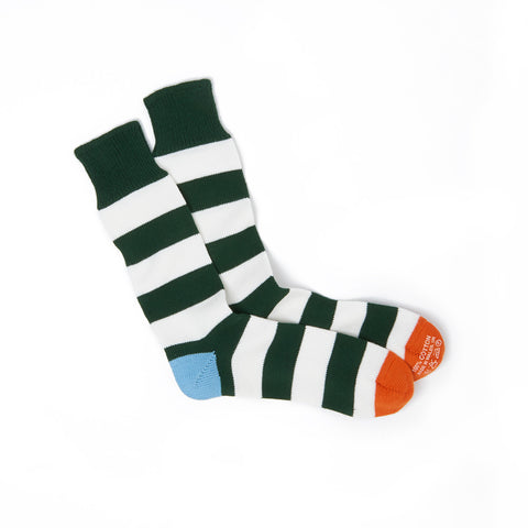 CORGI WIDE STRIPE SOCKS