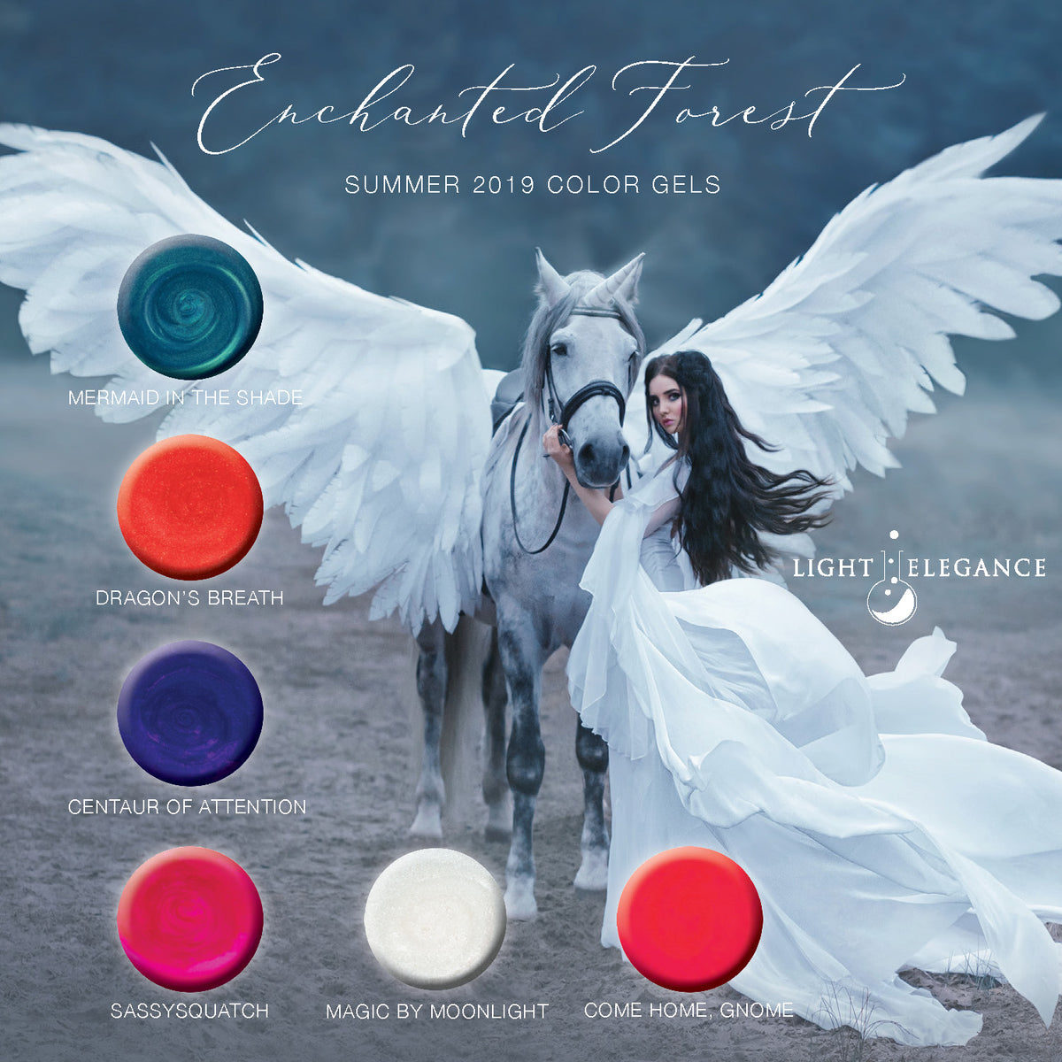 Summer 2019 Enchanted Forest Collection