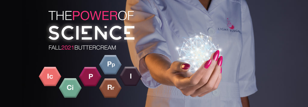 Power of Science ButterCream collection