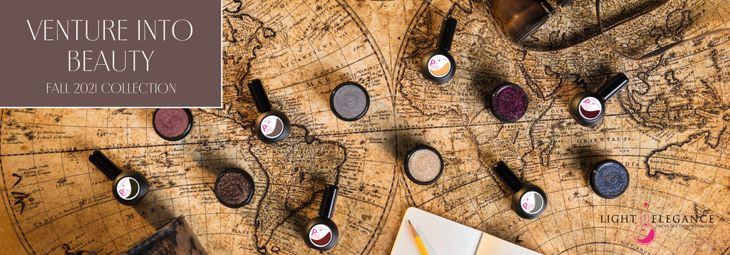 Venture into Beauty collection