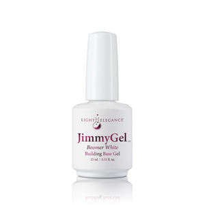 Boomer White JimmyGel Soak-Off Building Base
