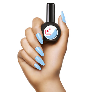NEW P+ Blue Skies Ahead Gel Polish