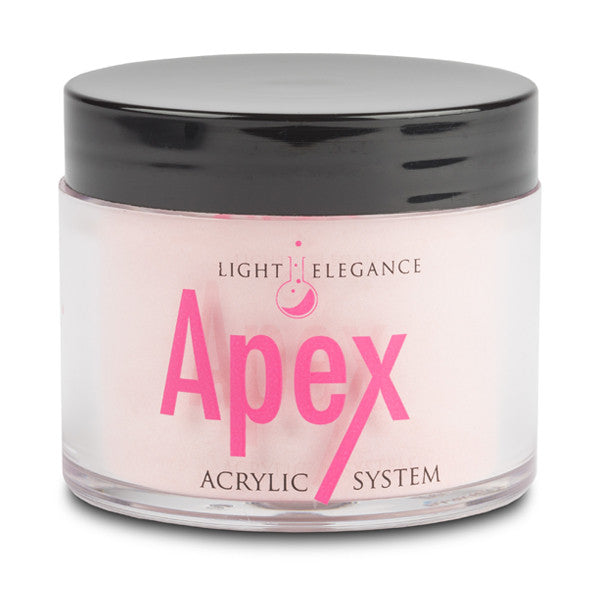APEX Cover Pink Powder - Light Elegance  - 1