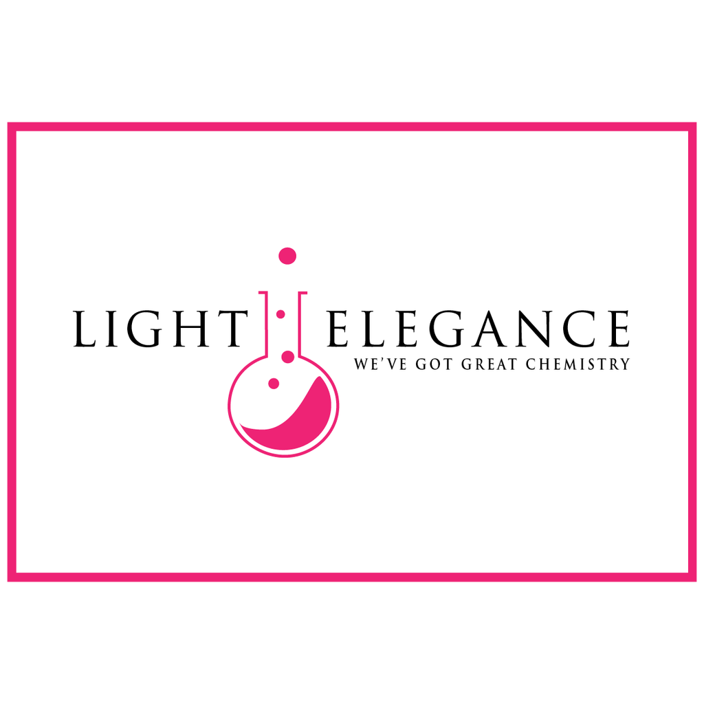 LE Poster Logo Horizontal - Light Elegance