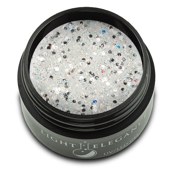 Big Diamond UV/LED Glitter Gel - Light Elegance