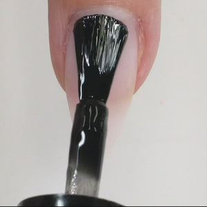 NEW P+ Black Tie Gel Polish