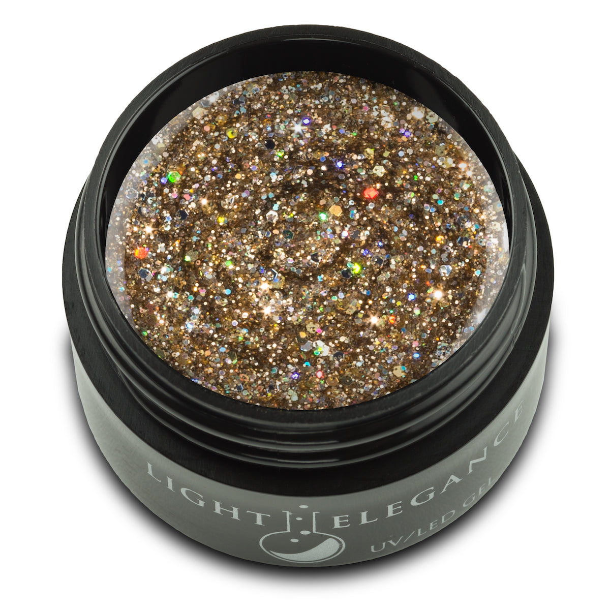 Dreaming of Dubai UV/LED Glitter Gel
