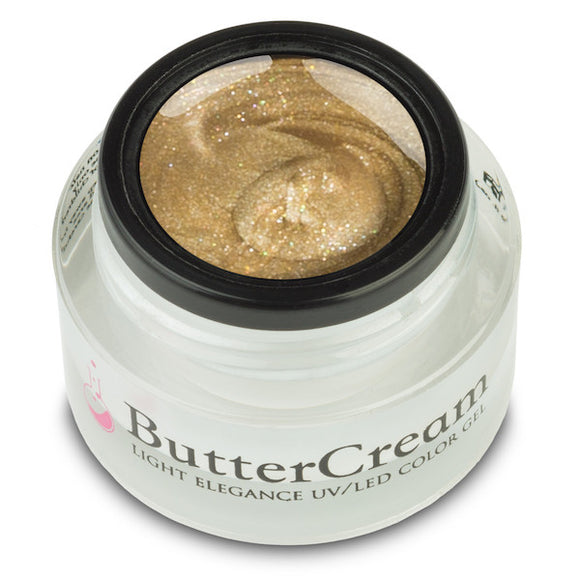 Gold Metallic ButterCream Color Gel