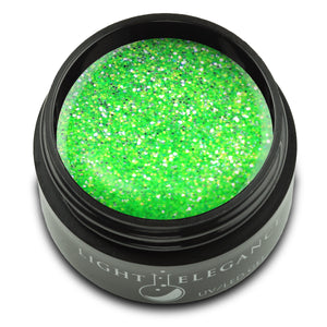 Kiwi to My Heart UV/LED Glitter Gel