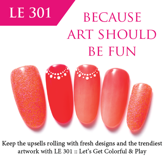 LE 301 :: Let's Get Colorful & Play Art Class