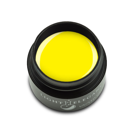 Neon Yellow LE Gel Paint