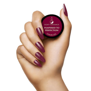 Pampered to Perfection UV/LED Color Gel