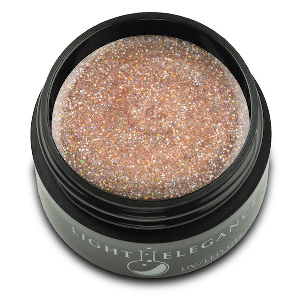 Smoothie UV/LED Glitter Gel - Light Elegance